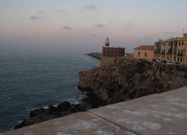 Melilla lighthouse
